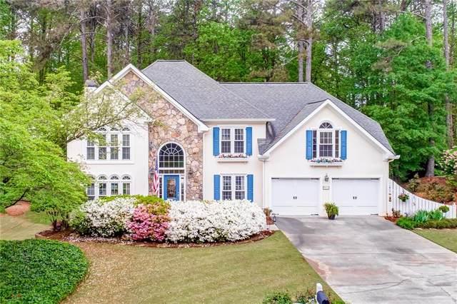 5706 Brookstone Walk NW, Acworth, GA 30101 (MLS #6878197) :: Path & Post Real Estate