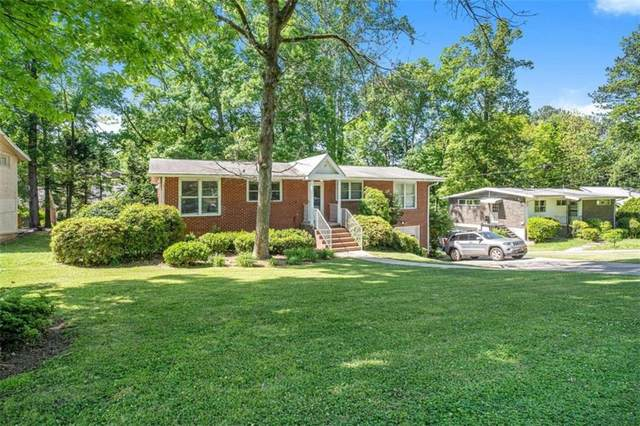 1097 Lynmoor Drive, Brookhaven, GA 30319 (MLS #6878198) :: Todd Lemoine Team