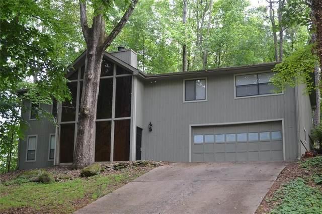 2551 Hunton Court NE, Marietta, GA 30068 (MLS #6878211) :: Kennesaw Life Real Estate