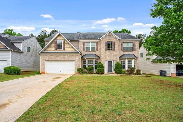 6335 Grey Fox Way, Riverdale, GA 30296 (MLS #6878225) :: Lucido Global