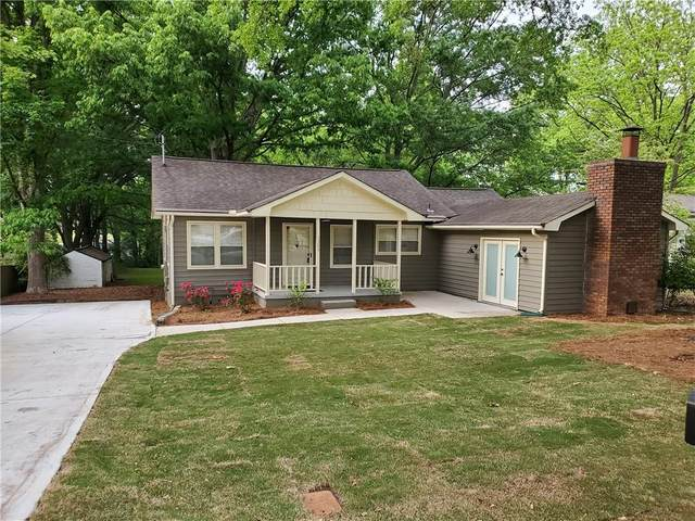 1305 Pierce Avenue SE, Smyrna, GA 30080 (MLS #6878228) :: North Atlanta Home Team