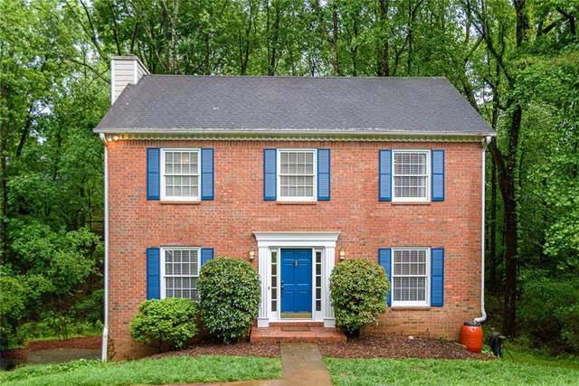 4511 Pine Hill Terrace NE, Marietta, GA 30066 (MLS #6878272) :: North Atlanta Home Team