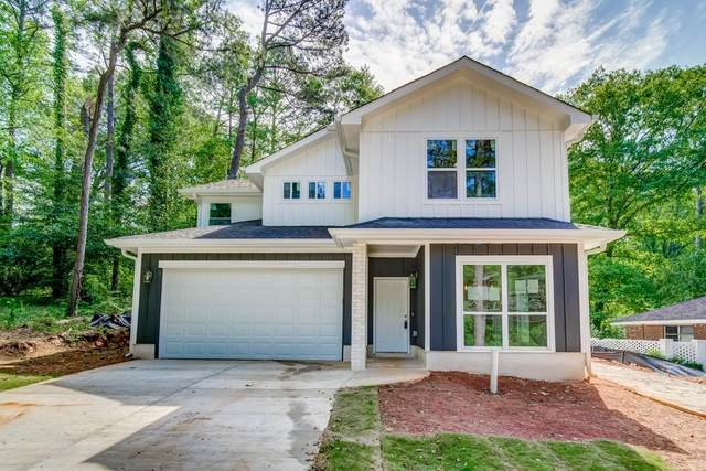 2148 Lilac Lane, Decatur, GA 30032 (MLS #6878277) :: The Gurley Team