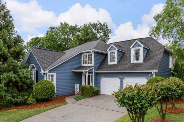 1122 Club Trace NE, Brookhaven, GA 30319 (MLS #6878280) :: North Atlanta Home Team