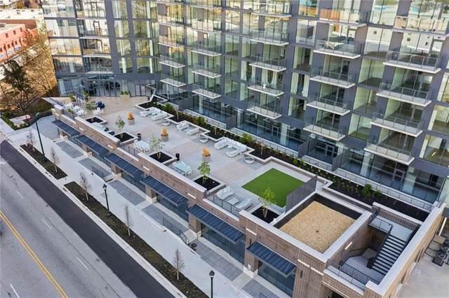 788 W Marietta Street #1216, Atlanta, GA 30318 (MLS #6878288) :: Path & Post Real Estate
