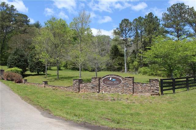 Lot 19 Town Creek Road, Talking Rock, GA 30175 (MLS #6878313) :: The Hinsons - Mike Hinson & Harriet Hinson