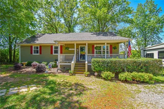 435 Harmony Church Road, Gillsville, GA 30543 (MLS #6878316) :: North Atlanta Home Team
