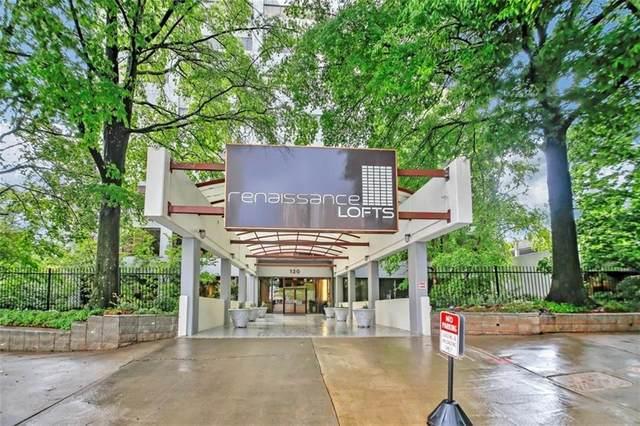 120 Ralph Mcgill Boulevard NE #307, Atlanta, GA 30308 (MLS #6878320) :: RE/MAX Prestige