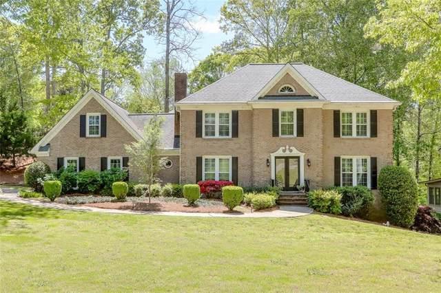 5339 Tally Green Drive, Marietta, GA 30068 (MLS #6878329) :: North Atlanta Home Team