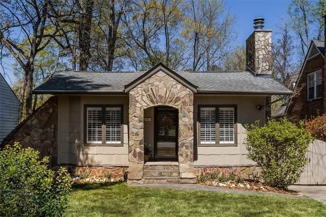 308 Michigan Avenue, Decatur, GA 30030 (MLS #6878332) :: Good Living Real Estate