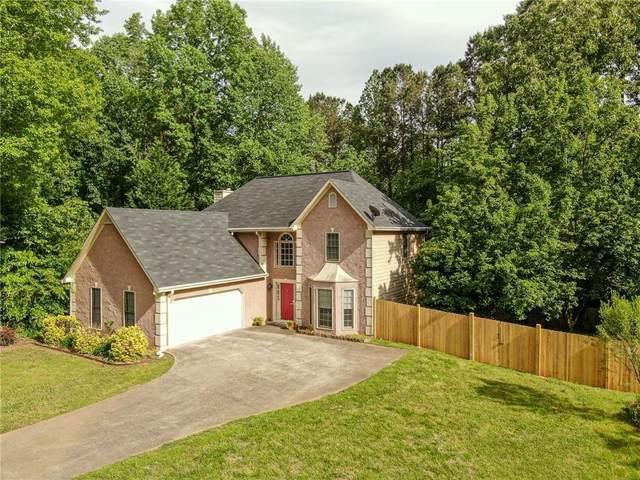 2615 Loring Road NW, Kennesaw, GA 30152 (MLS #6878335) :: North Atlanta Home Team