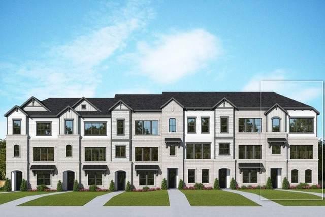 710 Hudson Way #85, Alpharetta, GA 30076 (MLS #6878338) :: Path & Post Real Estate