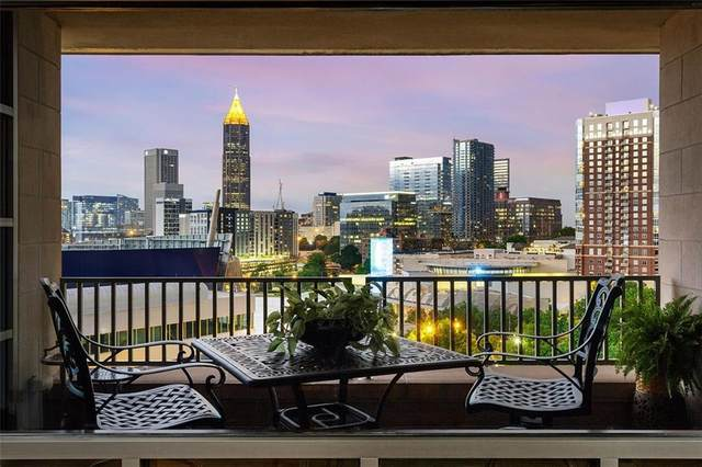 250 Park Avenue West NW #804, Atlanta, GA 30313 (MLS #6878341) :: RE/MAX Prestige