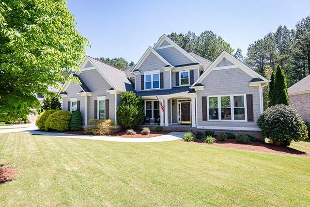 82 Dew Mist Lane, Acworth, GA 30101 (MLS #6878374) :: The Hinsons - Mike Hinson & Harriet Hinson