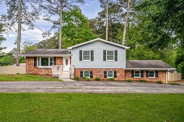 2998 Sope Creek Drive, Marietta, GA 30068 (MLS #6878375) :: North Atlanta Home Team