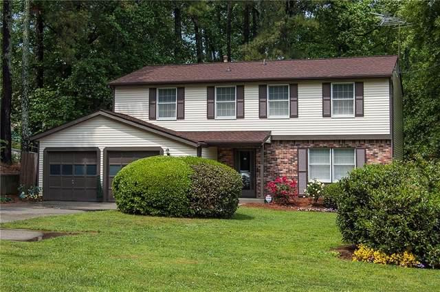1412 Harbins Road, Norcross, GA 30093 (MLS #6878383) :: North Atlanta Home Team