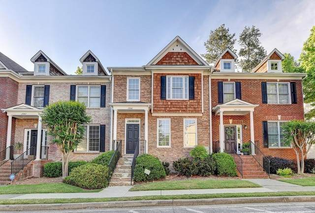 2840 Langford Commons Drive #16, Norcross, GA 30071 (MLS #6878393) :: North Atlanta Home Team