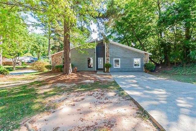 1223 Brays Mill Trace, Lawrenceville, GA 30044 (MLS #6878397) :: North Atlanta Home Team