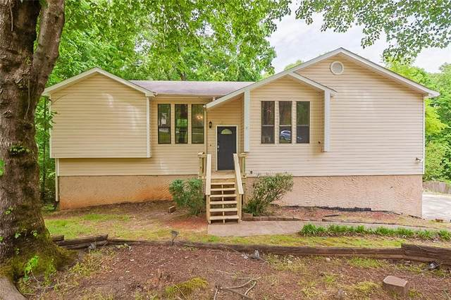 4854 Kim Court, Douglasville, GA 30135 (MLS #6878400) :: North Atlanta Home Team