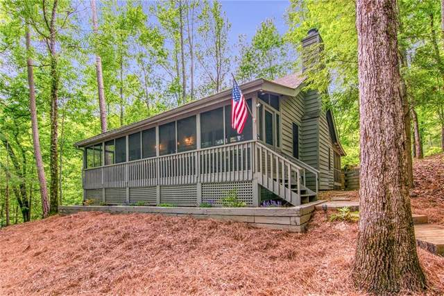 32 Buckskull Hollow, Big Canoe, GA 30143 (MLS #6878418) :: The Hinsons - Mike Hinson & Harriet Hinson