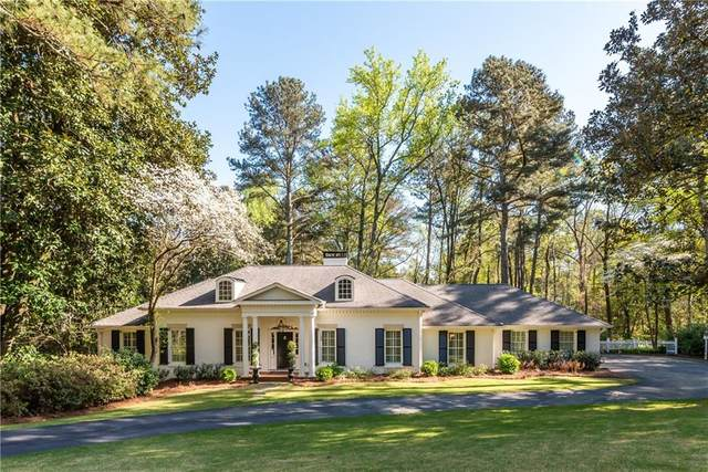 4010 Parian Ridge Road, Atlanta, GA 30327 (MLS #6878420) :: North Atlanta Home Team