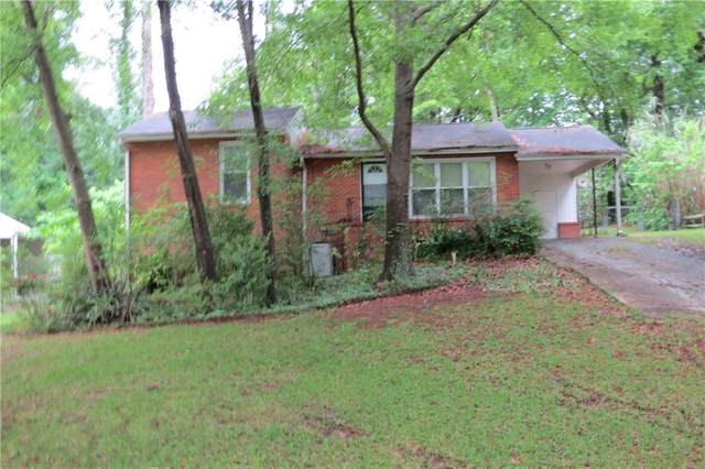 1969 Kenwood Road SE, Smyrna, GA 30082 (MLS #6878433) :: North Atlanta Home Team