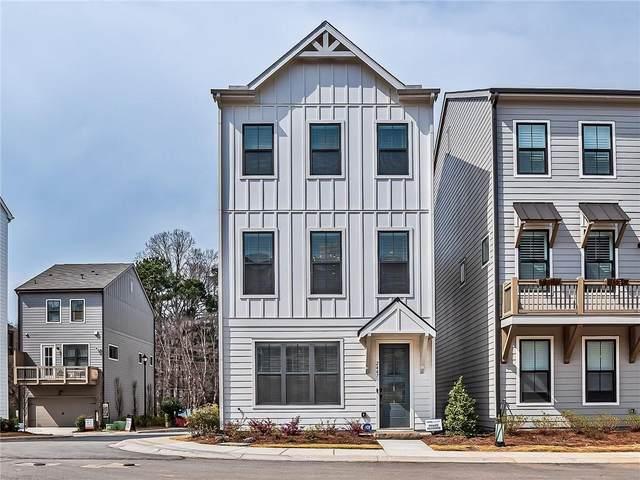 2447 Folly Lane SE, Atlanta, GA 30339 (MLS #6878471) :: North Atlanta Home Team
