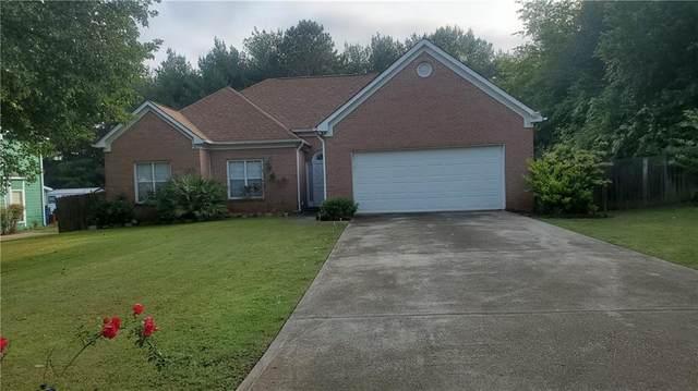 119 Burleyson Drive, Mcdonough, GA 30253 (MLS #6878487) :: North Atlanta Home Team