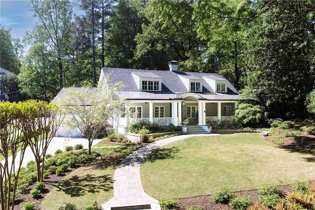 2095 Springlake Drive NW, Atlanta, GA 30305 (MLS #6878500) :: Scott Fine Homes at Keller Williams First Atlanta