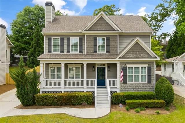2790 Georgian Drive W, Brookhaven, GA 30341 (MLS #6878509) :: Scott Fine Homes at Keller Williams First Atlanta