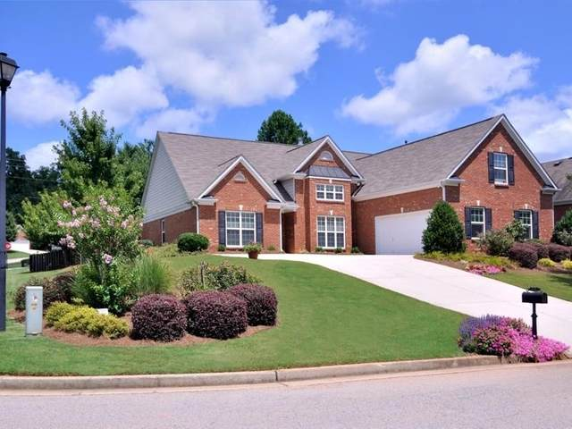 17 Bent Ridge, Dawsonville, GA 30534 (MLS #6878523) :: 515 Life Real Estate Company