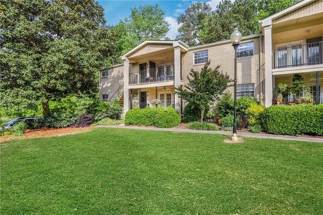 311 Peachtree Hills Avenue NE 15A, Atlanta, GA 30305 (MLS #6878532) :: Scott Fine Homes at Keller Williams First Atlanta