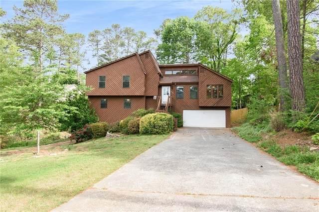 4895 Highpoint Drive NE, Marietta, GA 30066 (MLS #6878537) :: Path & Post Real Estate