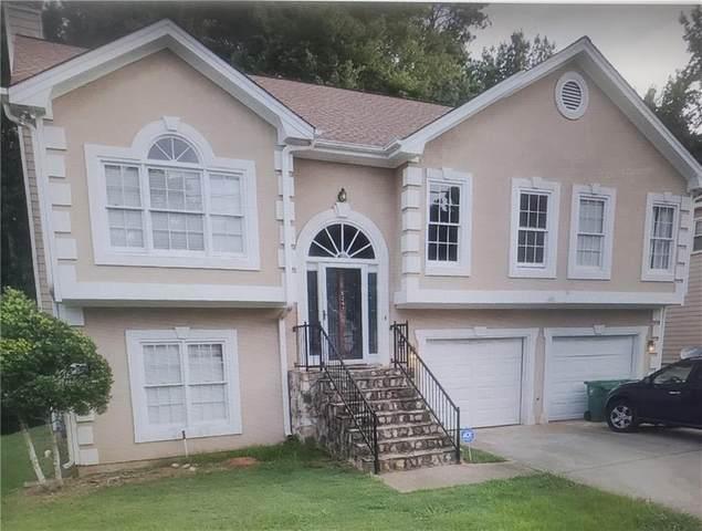 5242 Panola Mill Drive, Stonecrest, GA 30038 (MLS #6878542) :: North Atlanta Home Team