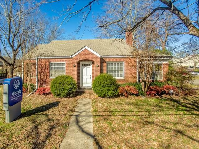 144 West Church Street, Jasper, GA 30143 (MLS #6878553) :: 515 Life Real Estate Company