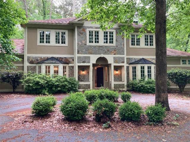 5051 Powers Ferry Road, Sandy Springs, GA 30327 (MLS #6878558) :: The Hinsons - Mike Hinson & Harriet Hinson