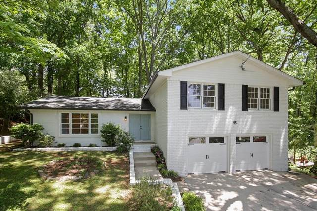 3997 Longview Drive, Atlanta, GA 30341 (MLS #6878563) :: North Atlanta Home Team