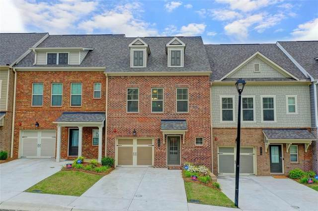 1483 Ridgebend Way SE, Mableton, GA 30126 (MLS #6878564) :: The North Georgia Group