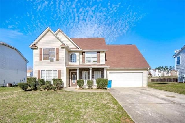 10708 Barberry Drive, Hampton, GA 30228 (MLS #6878569) :: The Heyl Group at Keller Williams