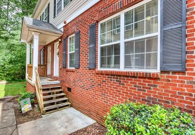 1651 Massachusetts Avenue SW #22, Marietta, GA 30008 (MLS #6878582) :: Kennesaw Life Real Estate