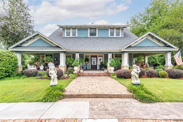 207 Oak Street, Hogansville, GA 30230 (MLS #6878607) :: North Atlanta Home Team