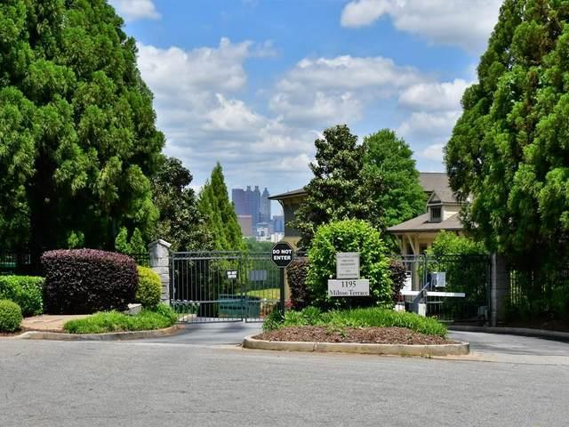 1195 Milton Terrace SE #1206, Atlanta, GA 30315 (MLS #6878612) :: AlpharettaZen Expert Home Advisors