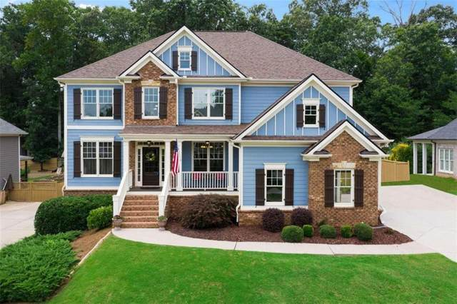 742 Crescent Circle, Holly Springs, GA 30115 (MLS #6878626) :: North Atlanta Home Team