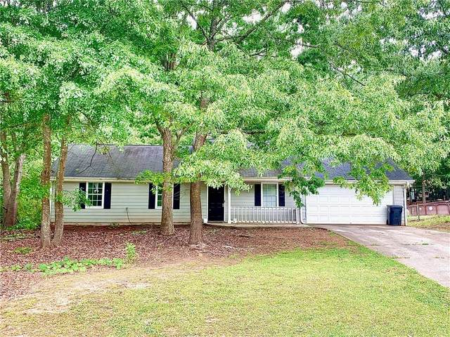 245 E Country Woods Drive, Covington, GA 30016 (MLS #6878637) :: Path & Post Real Estate