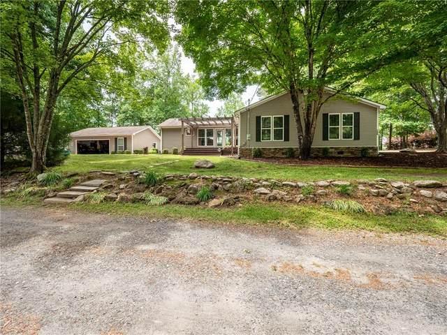 206 Fox Drive, Jackson, GA 30233 (MLS #6878640) :: The Gurley Team