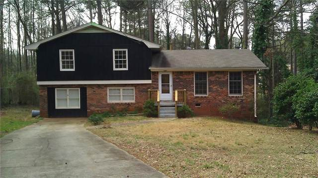 2719 Galaxy Court, Decatur, GA 30034 (MLS #6878656) :: The Gurley Team