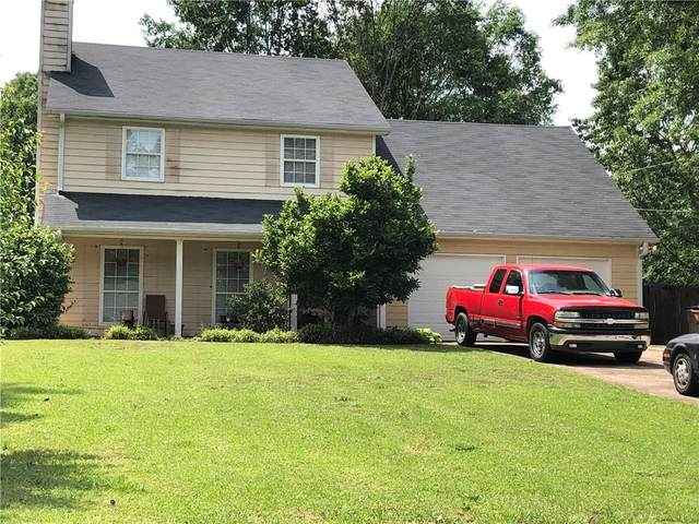 407 Chateauguay Drive, Ellenwood, GA 30294 (MLS #6878670) :: North Atlanta Home Team