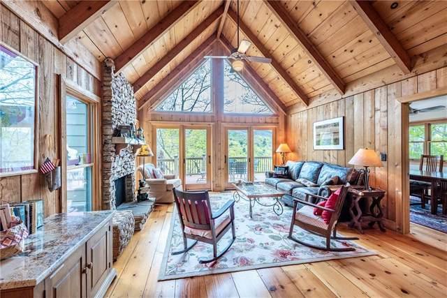 147 Bear Cub Ridge, Big Canoe, GA 30143 (MLS #6878675) :: North Atlanta Home Team
