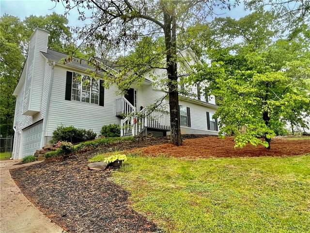76 Dispatcher Drive, Dawsonville, GA 30534 (MLS #6878683) :: The Gurley Team