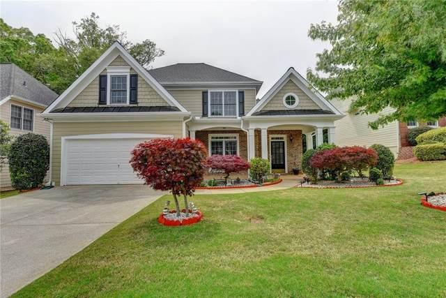 12574 Huntington Trace, Alpharetta, GA 30005 (MLS #6878710) :: North Atlanta Home Team